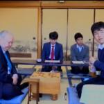 加藤一二三九段-藤井聡太四段(デビュー戦)