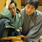 黄金カード実現。。本日は第38回将棋日本シリーズ「羽生ニ冠-森内九段」