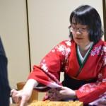 記憶の雄姿そのままに。。上田女流三段、先勝