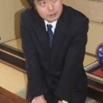 新会長誕生から一夜、三浦九段が会見