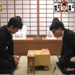 藤井聡太四段-永瀬拓矢六段