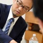 今泉健司四段-田中悠一五段