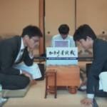 藤井聡太四段-井出集平四段