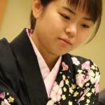 第7期女流王座戦5番勝負/第1局「加藤女王、後手番で先勝」