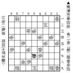 藤井聡太四段-梶浦宏考四段