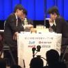 藤井聡太五段-広瀬章人八段