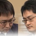 関西対決。。第67回NHK杯「決勝は山崎八段-稲葉八段」