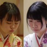 明日は第11期マイナビ女子OP5番勝負/第3局