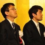第70期名人戦7番勝負/第1局(2012年4月10日-11日)