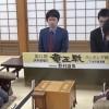 藤井聡太七段-石田直裕五段