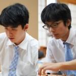 藤井聡太七段-青嶋未来五段