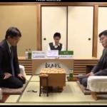 羽生善治竜王-菅井竜也七段