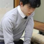 藤井聡太七段-富岡英作八段