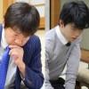藤井聡太七段-近藤誠也五段